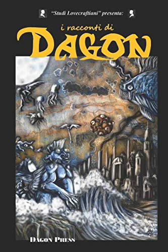 I racconti di Dagon (cover amazon)
